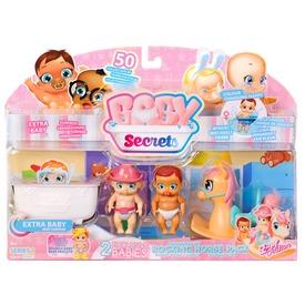 Baby Secrets baba hintalovas készlet Itt egy ajánlat található, a bővebben gombra kattintva, további információkat talál a termékről.