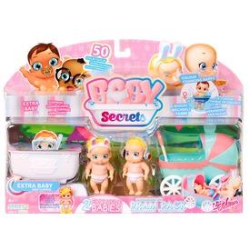 Baby Secrets baba babakocsis készlet