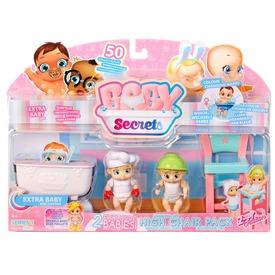 Baby Secrets baba etetőszékes készlet Itt egy ajánlat található, a bővebben gombra kattintva, további információkat talál a termékről.