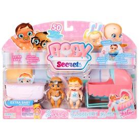 Baby Secrets baba bölcső készlet