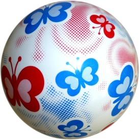 Pillangós labda - 22 cm