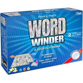 Word Winder szófolyondár társasjáték Itt egy ajánlat található, a bővebben gombra kattintva, további információkat talál a termékről.