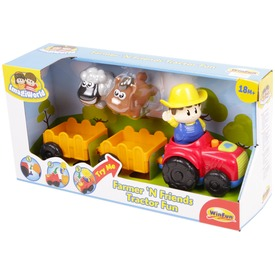 Farm traktor bébijáték