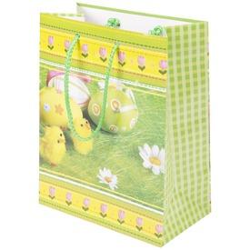 Húsvéti papírtasak 23x18x10cm. 6fajta Itt egy ajánlat található, a bővebben gombra kattintva, további információkat talál a termékről.
