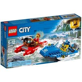 LEGO® City Menekülés a vad folyón 60176