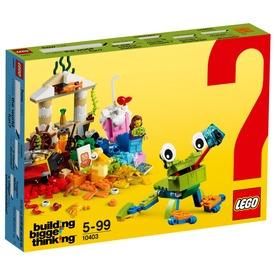 LEGO® Classic Szórakoztató világ 10403 Itt egy ajánlat található, a bővebben gombra kattintva, további információkat talál a termékről.