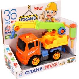 Szerelhető teherautó - többféle