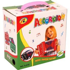 Tangóharmonika - többféle
