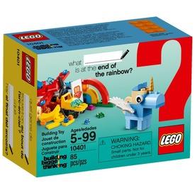 LEGO® Classic A szivárvány színei 10401 Itt egy ajánlat található, a bővebben gombra kattintva, további információkat talál a termékről.