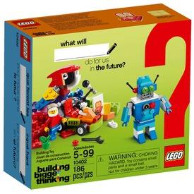 LEGO® Classic Vidám jövő 10402 Itt egy ajánlat található, a bővebben gombra kattintva, további információkat talál a termékről.