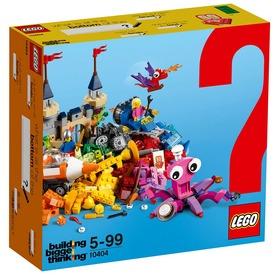 LEGO® Classic Az óceán mélyén 10404 Itt egy ajánlat található, a bővebben gombra kattintva, további információkat talál a termékről.