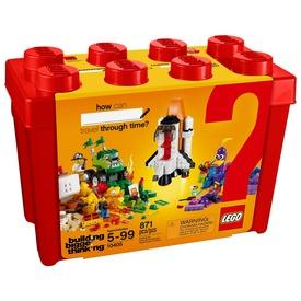 LEGO® Classic Küldetés a Marsra 10405 Itt egy ajánlat található, a bővebben gombra kattintva, további információkat talál a termékről.
