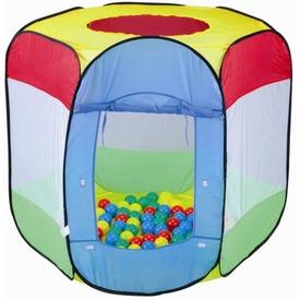 Hatszögletű játszóház labdákkal Itt egy ajánlat található, a bővebben gombra kattintva, további információkat talál a termékről.