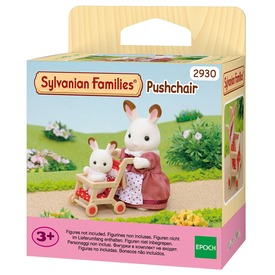 Sylvanian Families: Babakocsi Itt egy ajánlat található, a bővebben gombra kattintva, további információkat talál a termékről.