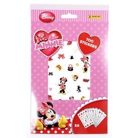 Minnie egér 700 darabos matrica készlet Itt egy ajánlat található, a bővebben gombra kattintva, további információkat talál a termékről.