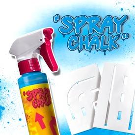 SES kréta spray - kék