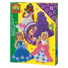 SES hercegnők 1 400 darabos vasalható gyöngy készlet Itt egy ajánlat található, a bővebben gombra kattintva, további információkat talál a termékről.
