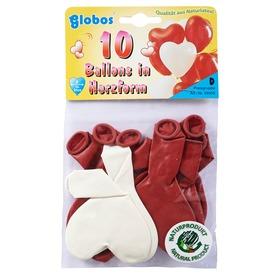 Szív alakú lufi, 10 db Itt egy ajánlat található, a bővebben gombra kattintva, további információkat talál a termékről.