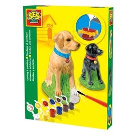 Labrador kutyus 3D gipszkiöntő készlet Itt egy ajánlat található, a bővebben gombra kattintva, további információkat talál a termékről.