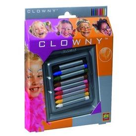 Clowny - arcfestő ceruzák 9 db Itt egy ajánlat található, a bővebben gombra kattintva, további információkat talál a termékről.