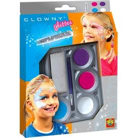 Clowny 4 darabos arcfestő készlet Itt egy ajánlat található, a bővebben gombra kattintva, további információkat talál a termékről.