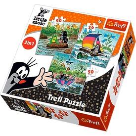 Kisvakond 20, 36, 50 darabos puzzle Itt egy ajánlat található, a bővebben gombra kattintva, további információkat talál a termékről.