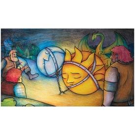 A Nap és a Hold, az okos anya diafilm 34104558