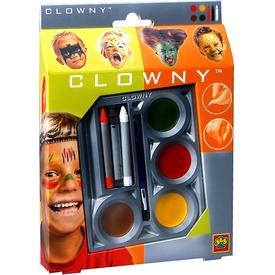 Clowny 7 darabos arcfestő készlet Itt egy ajánlat található, a bővebben gombra kattintva, további információkat talál a termékről.