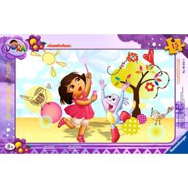 Dora játszik 15 darabos puzzle Itt egy ajánlat található, a bővebben gombra kattintva, további információkat talál a termékről.