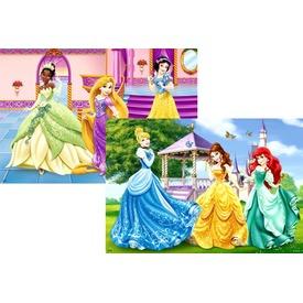 Disney hercegnők 2 x 12 darabos puzzle Itt egy ajánlat található, a bővebben gombra kattintva, további információkat talál a termékről.