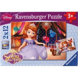 Szófia hercegnő 2 x 12 darabos puzzle Itt egy ajánlat található, a bővebben gombra kattintva, további információkat talál a termékről.