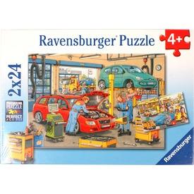 Autószerelő 2 x 24 darabos puzzle Itt egy ajánlat található, a bővebben gombra kattintva, további információkat talál a termékről.