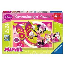 Minnie egér 2 x 24 darabos puzzle Itt egy ajánlat található, a bővebben gombra kattintva, további információkat talál a termékről.