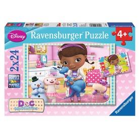 Dr. Plüssi 2 x 24 darabos puzzle Itt egy ajánlat található, a bővebben gombra kattintva, további információkat talál a termékről.