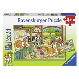 Tanyasi élet 2 x 24 darabos puzzle Itt egy ajánlat található, a bővebben gombra kattintva, további információkat talál a termékről.