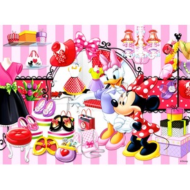 Minnie egér bevásárol 150 darabos puzzle Itt egy ajánlat található, a bővebben gombra kattintva, további információkat talál a termékről.