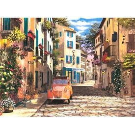 Puzzle 500 db - Dél-francia kisváros Itt egy ajánlat található, a bővebben gombra kattintva, további információkat talál a termékről.