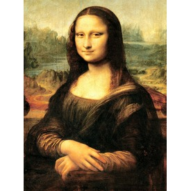 Da Vinci - Mona Lisa 1000 darabos puzzle