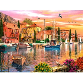 Mediterrán öböl 1500 darabos puzzle Itt egy ajánlat található, a bővebben gombra kattintva, további információkat talál a termékről.