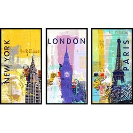 Világvárosok 3 x 500 darabos puzzle Itt egy ajánlat található, a bővebben gombra kattintva, további információkat talál a termékről.