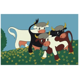 A török és a tehenek diafilm 34100987