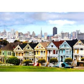 San Francisco 1000 darabos puzzle