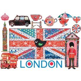Puzzle 1000 db - London