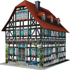 Puzzle 3D 216 db - Német ház Itt egy ajánlat található, a bővebben gombra kattintva, további információkat talál a termékről.