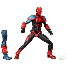 Spiderman legends figura vegyesen