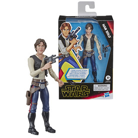 Star wars: galaxy of adventures figura vegyesen