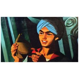 Aladdin és a csodalámpa diafilm 34102240