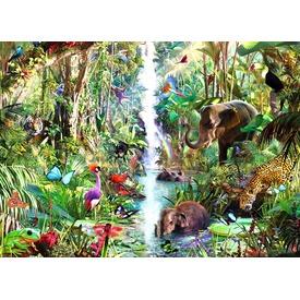 Dzsungel 9000 darabos puzzle Itt egy ajánlat található, a bővebben gombra kattintva, további információkat talál a termékről.