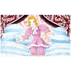 Borsószem hercegkisasszony diafilm 34101427