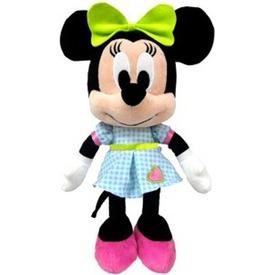 Minnie egér Disney plüssfigura szívecskés ruhában - 25 cm Itt egy ajánlat található, a bővebben gombra kattintva, további információkat talál a termékről.